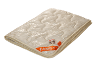 Одеяло FAMILY Finnefill/сатин (Goldtex)