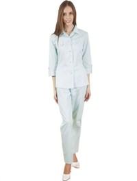 Медицинский костюм женский М125 тиси (р-ры: 42-60)